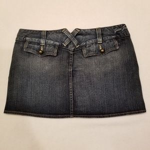 Guess Jeans Stretch Mini Skirt Women's Size 4